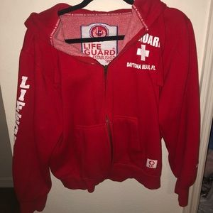 "Jackets & Blazers - ""Lifeguard"" Jacket !"